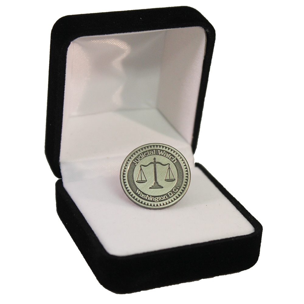 Judicial Watch Lapel Pin (2 Pack)