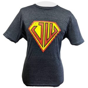 **LIMITED TIME** 52/48 Heathered Hero Tee Shirt